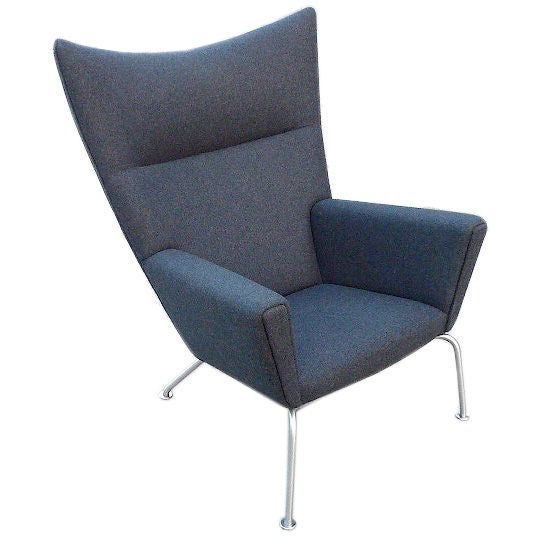 1960s Missoni Wingback Chair At 1stdibs: Hans Wegner Wing Chair 1960 At 1stdibs