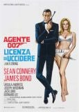 Dr. No - James Bond - Original Vintage Movie Poster