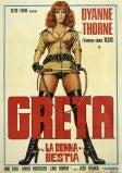 Original Vintage Italian Movie Poster - Greta theTorturer