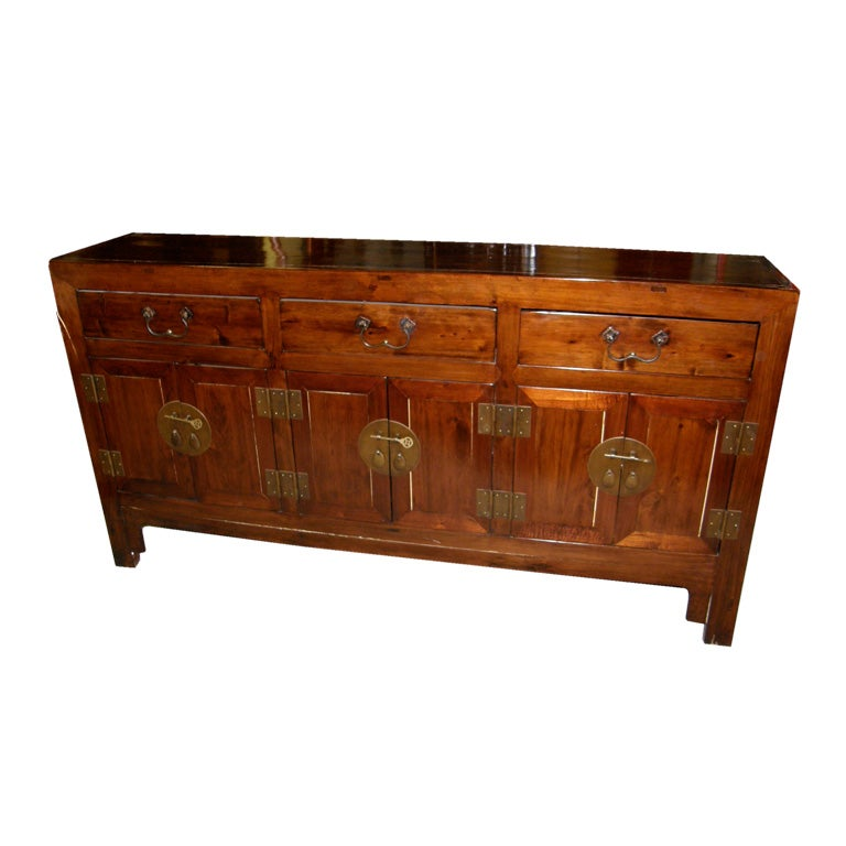 for Asian console cabinet