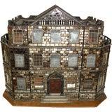 Irish Georgian Doll House / Box