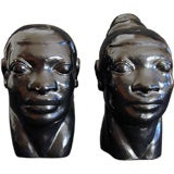 African American Heads