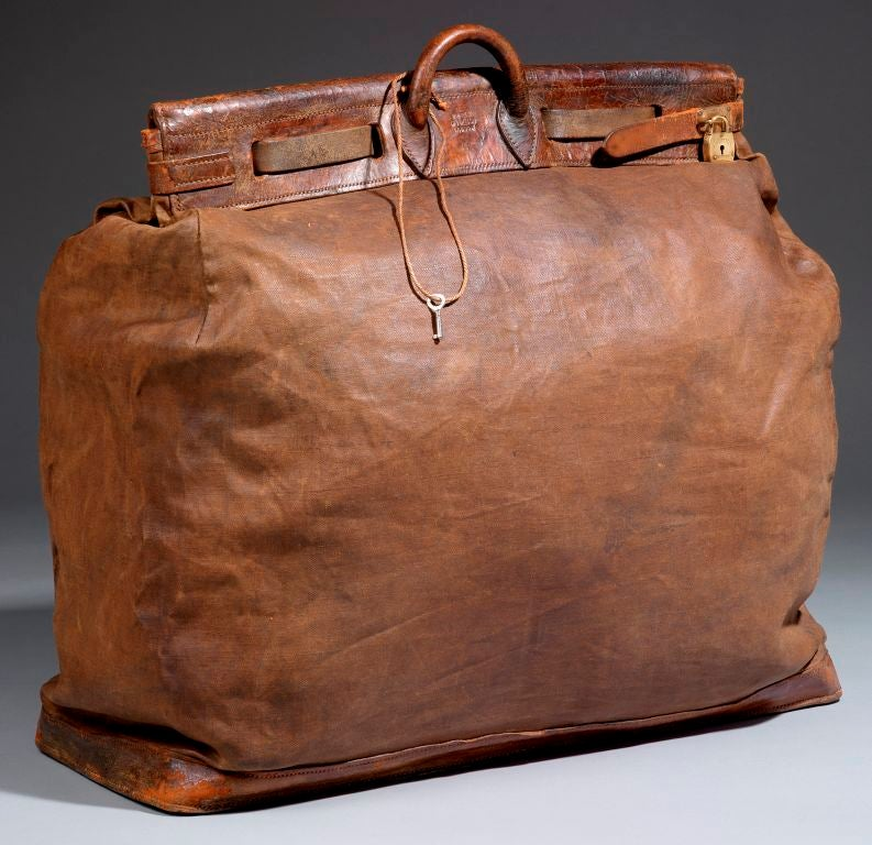 Early Steamer Bag By Louis Vuitton At 1stdibs