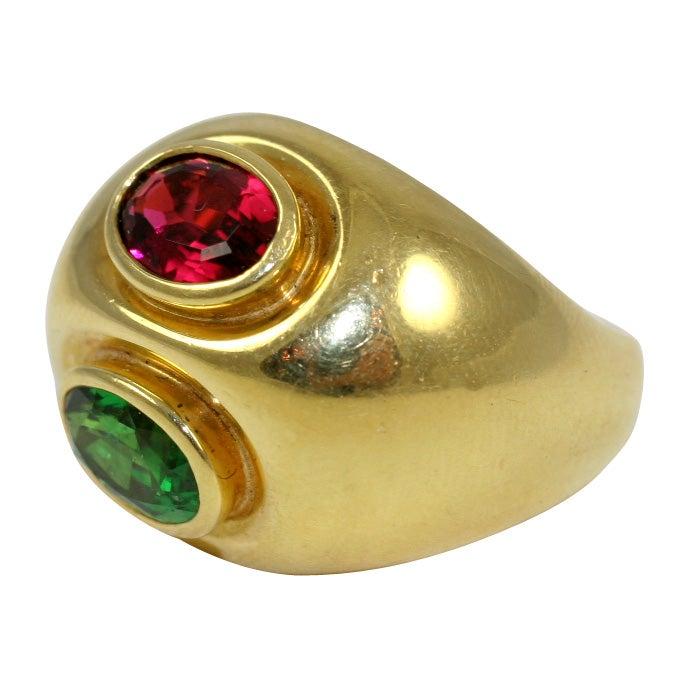 Tiffany charm bracelet gold