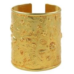 Mystic Gold Cuff