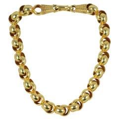 Gold Necklace/Bracelet
