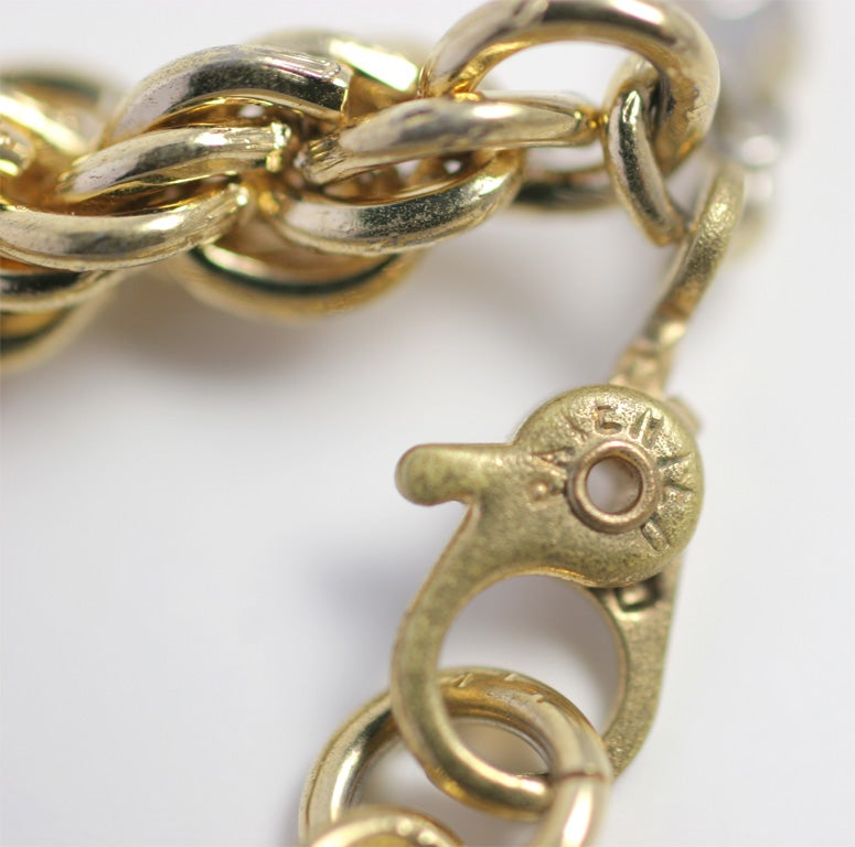 Ciner Pendant Necklace For Sale 3