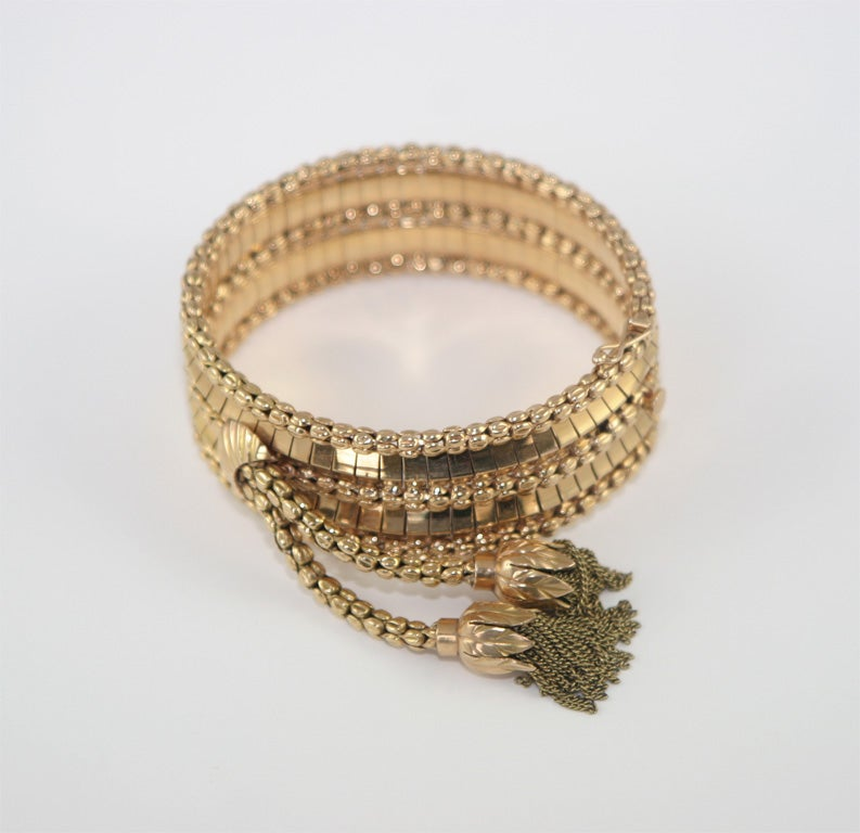 Tassel Bracelet 2