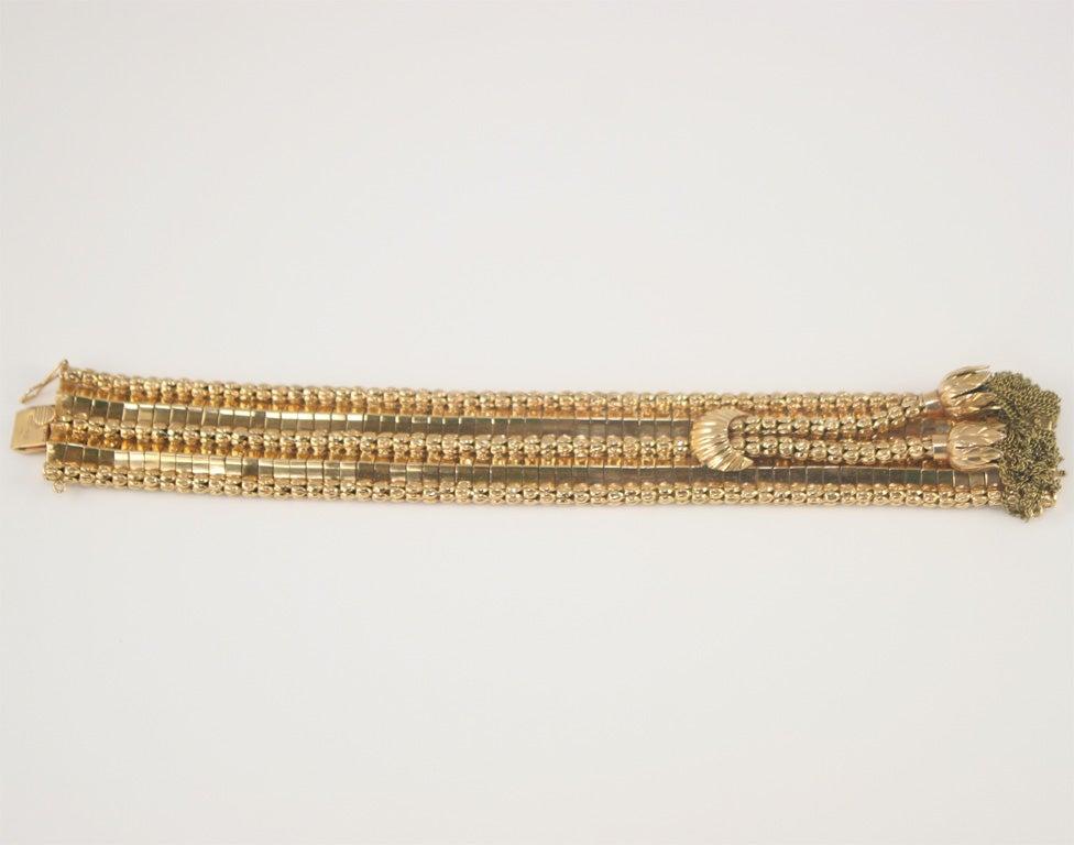 Tassel Bracelet 5