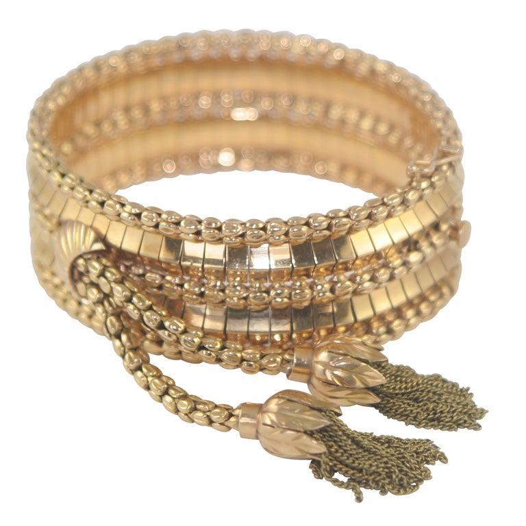 Tassel Bracelet 1