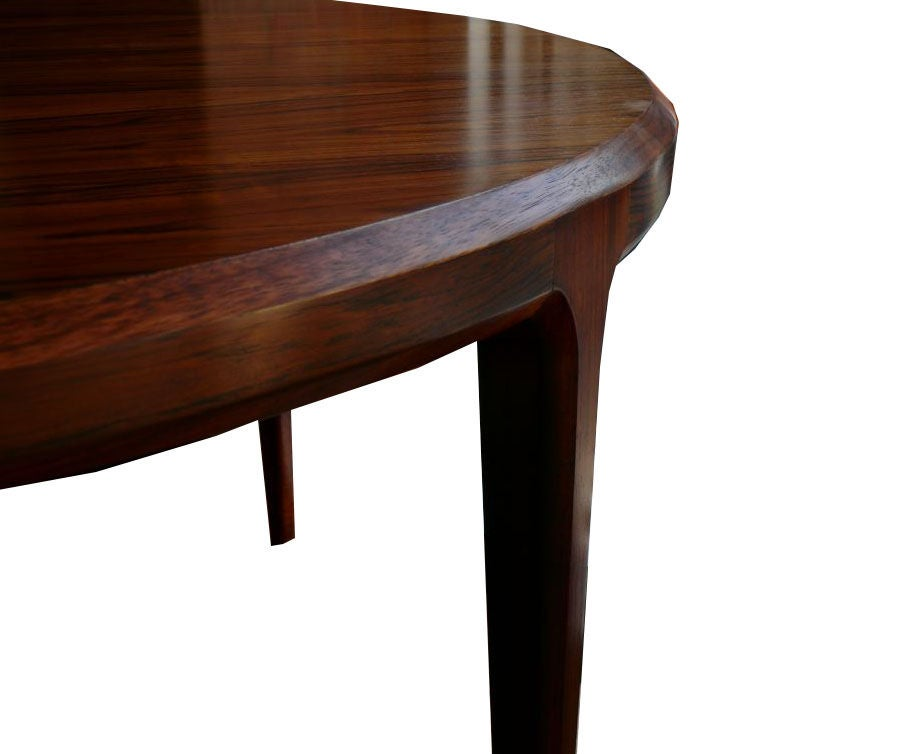 60 39 s danish rosewood cocktail table at 1stdibs for 60s coffee table