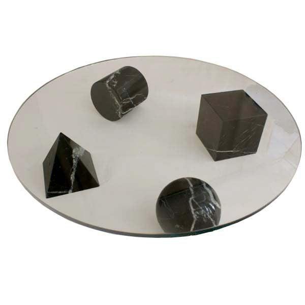 Vignelli Black Metafora Coffee Table 2