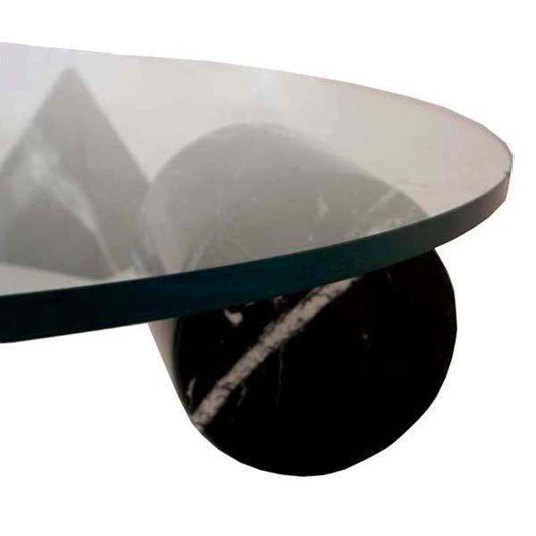 Vignelli Black Metafora Coffee Table 9