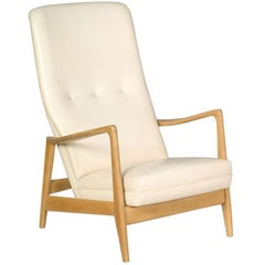 Birchwood Easy Chair by Gio Ponti for Cassina, 1958