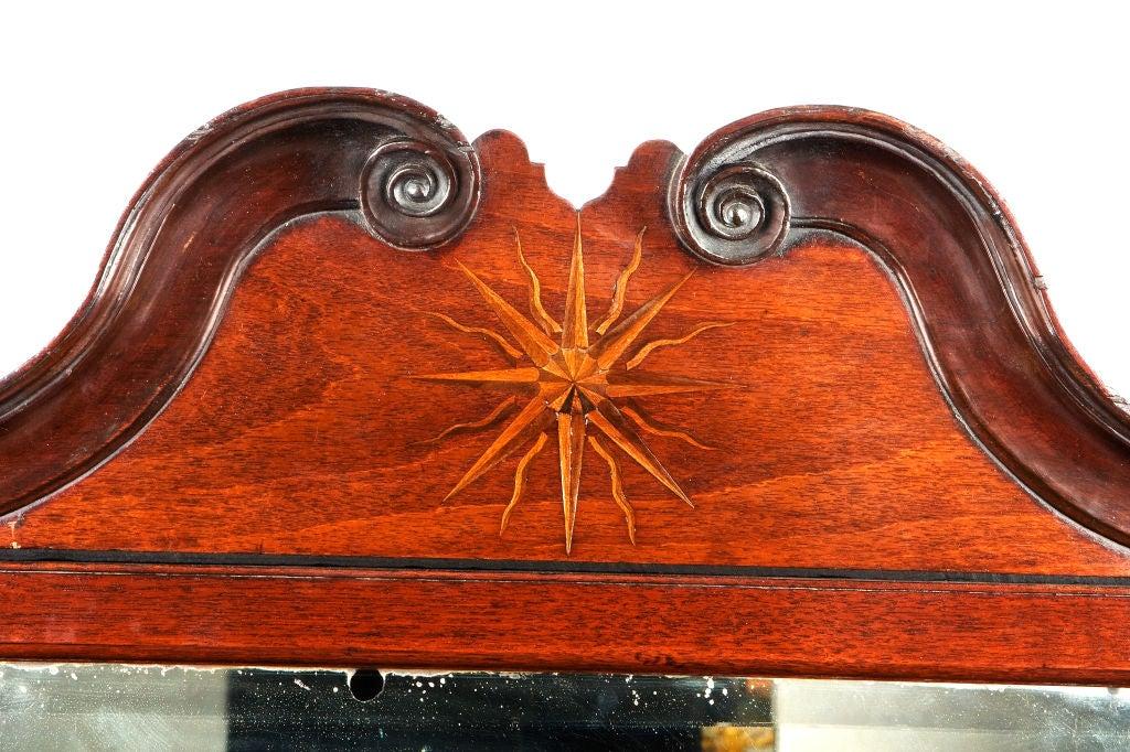 George IV Mahogany Bureau Bookcase For Sale 2