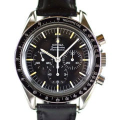 Omega Speedmaster Professional Chronograph Pre Moon