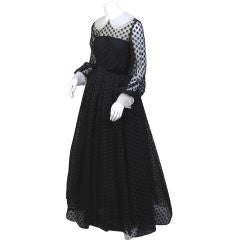 Roger Freres Ball Gown