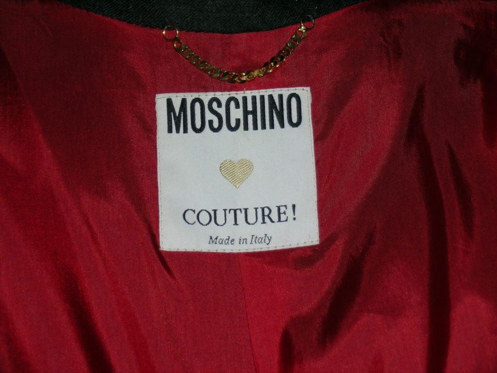 Franco Moschino Heart Jacket 4