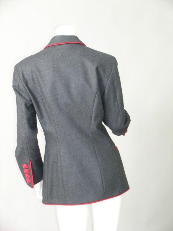 Franco Moschino Heart Jacket 2