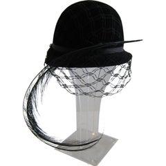 Christian Dior Bowler Hat