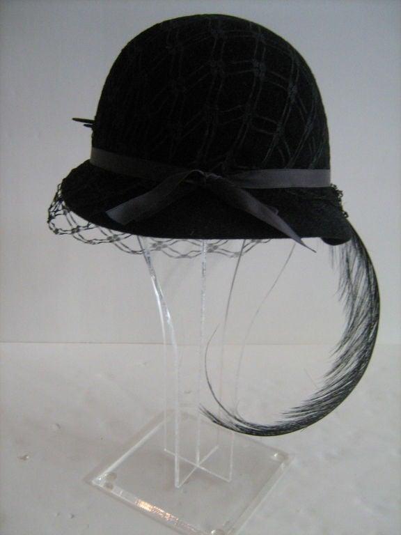 Christian Dior Bowler Hat 4