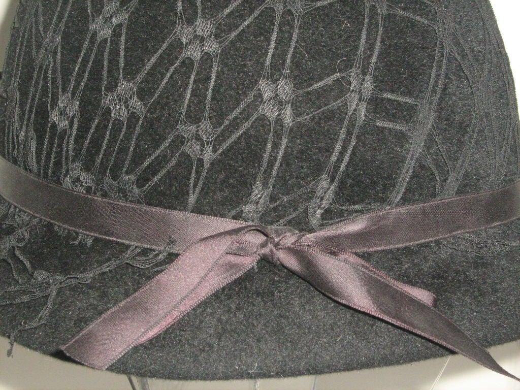 Christian Dior Bowler Hat 5
