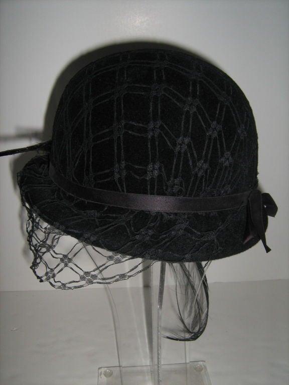 Christian Dior Bowler Hat 3
