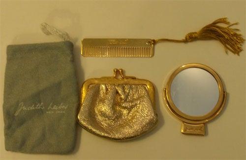Judith Leiber Gradient Rhinestone Clutch/Handbag, Circa 1990's 10