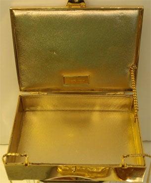 Judith Leiber Gradient Rhinestone Clutch/Handbag, Circa 1990's 5