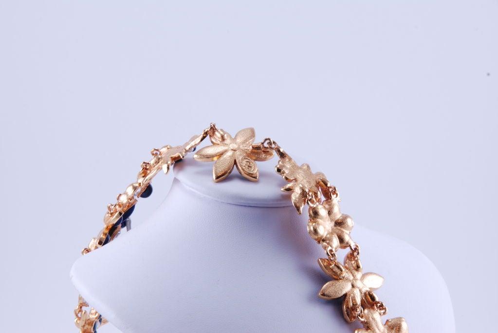 Christian Lacroix Rhinestone Necklace & Bracelet image 7