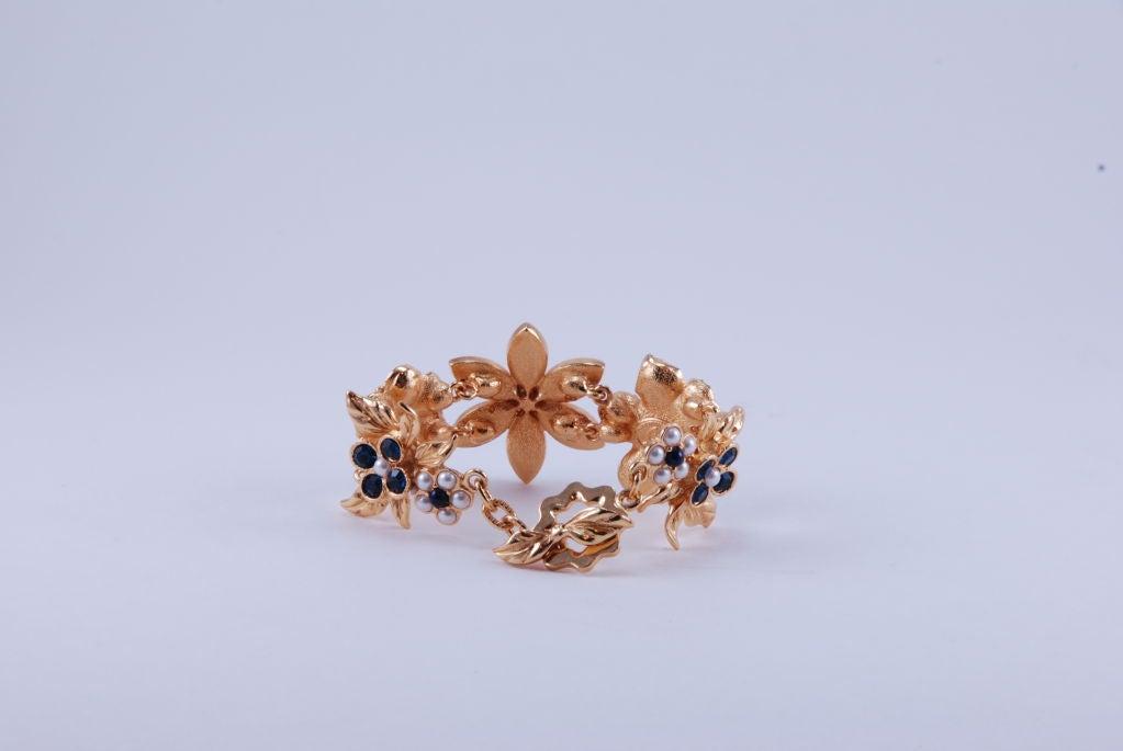 Christian Lacroix Rhinestone Necklace & Bracelet image 9