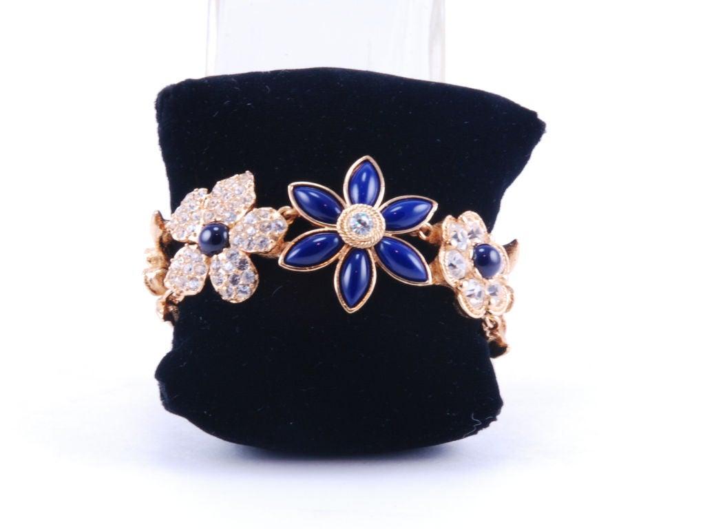 Christian Lacroix Rhinestone Necklace & Bracelet image 4