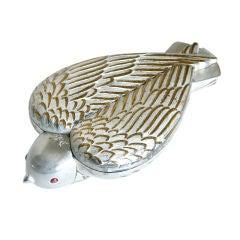 "Salvador Dali ""Bird in Hand"" compact"