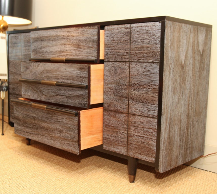 oak chest by harmony house at 1stdibs