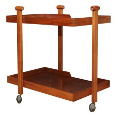 Franco Albini Bar Cart