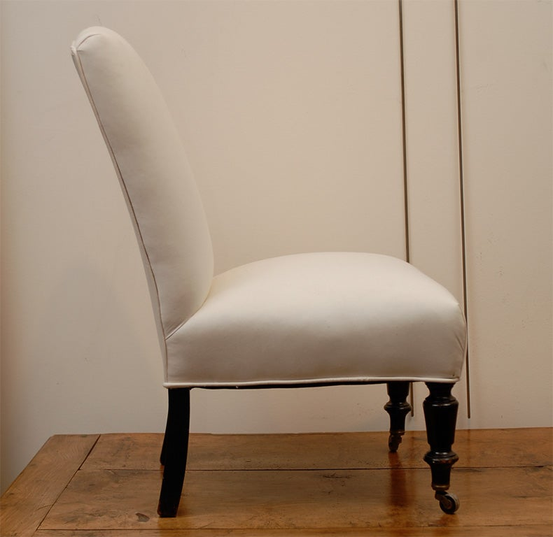 Upholstered Child s Chair at 1stdibs