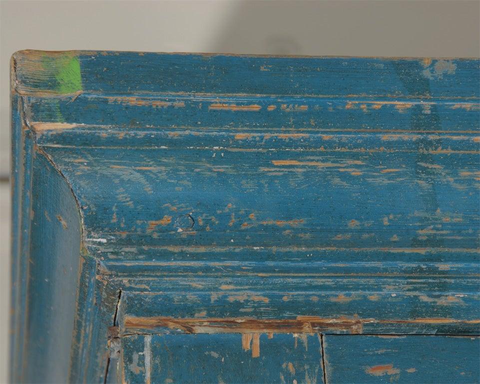 19th Century 19th C. Swedish Gustavian cupboard For Sale