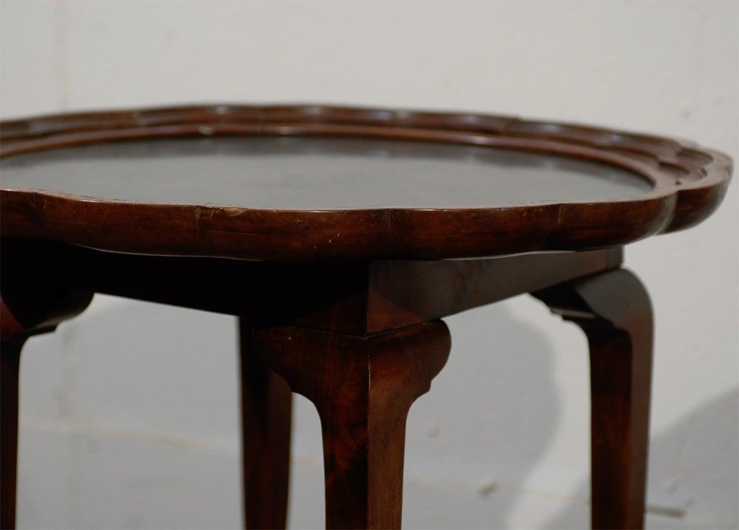 Italian Side Tables, Pair 4