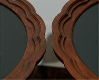 Italian Side Tables, Pair image 8