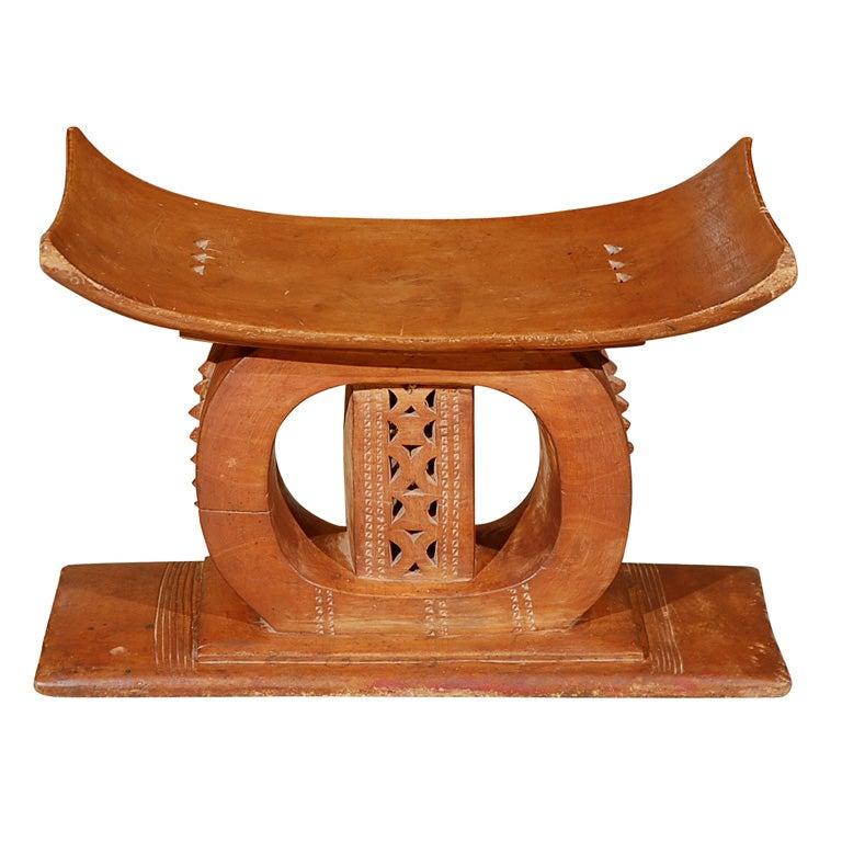 Furniture For Sale Ghana: Asante Stool From Ghana At 1stdibs