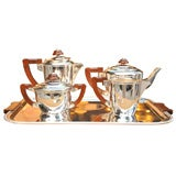 Art Deco Coffee/Tea Service