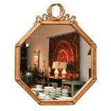 Regency Style Octagonal mirror
