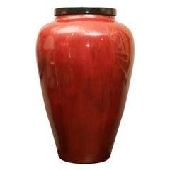 Karl Springer Oversized Vase
