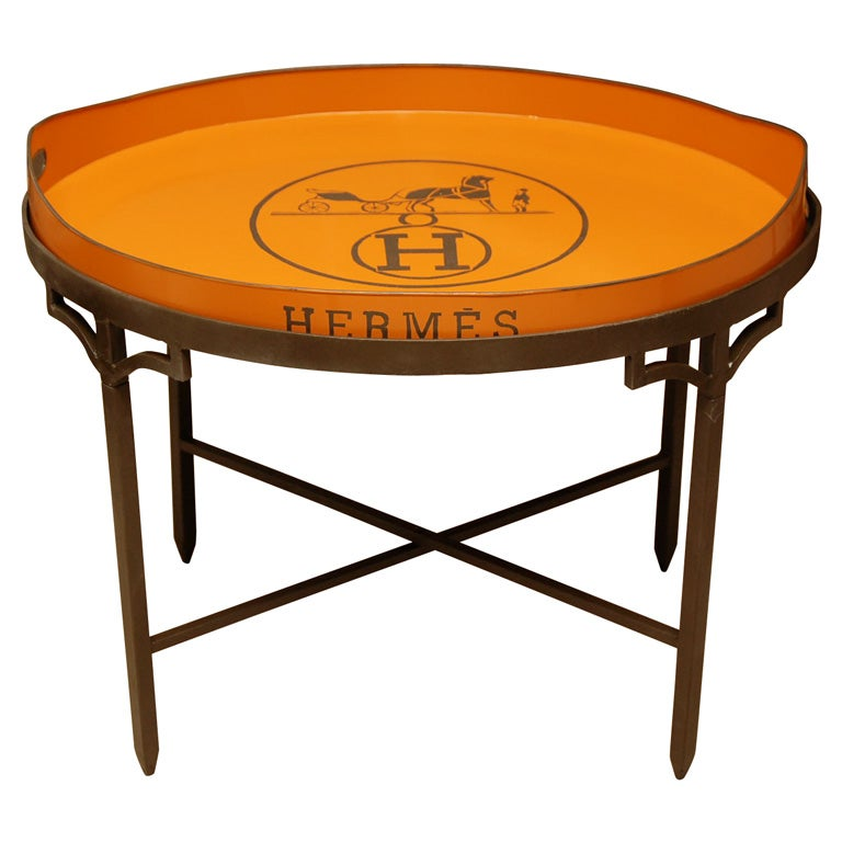 Vintage Hermes Coffee Table Book: X.jpg