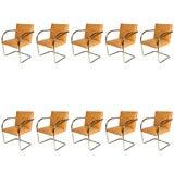 Mies Van Der Rohe Brno Chairs