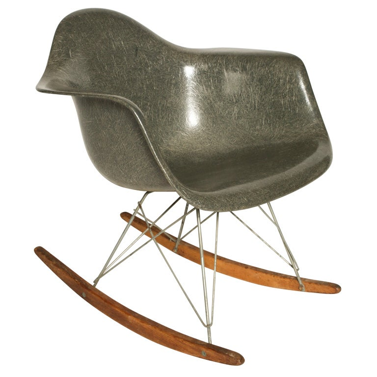 charles eames rocker at 1stdibs. Black Bedroom Furniture Sets. Home Design Ideas