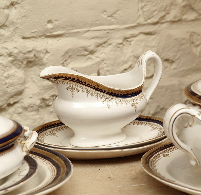 20th Century China Dinner Set For Sale