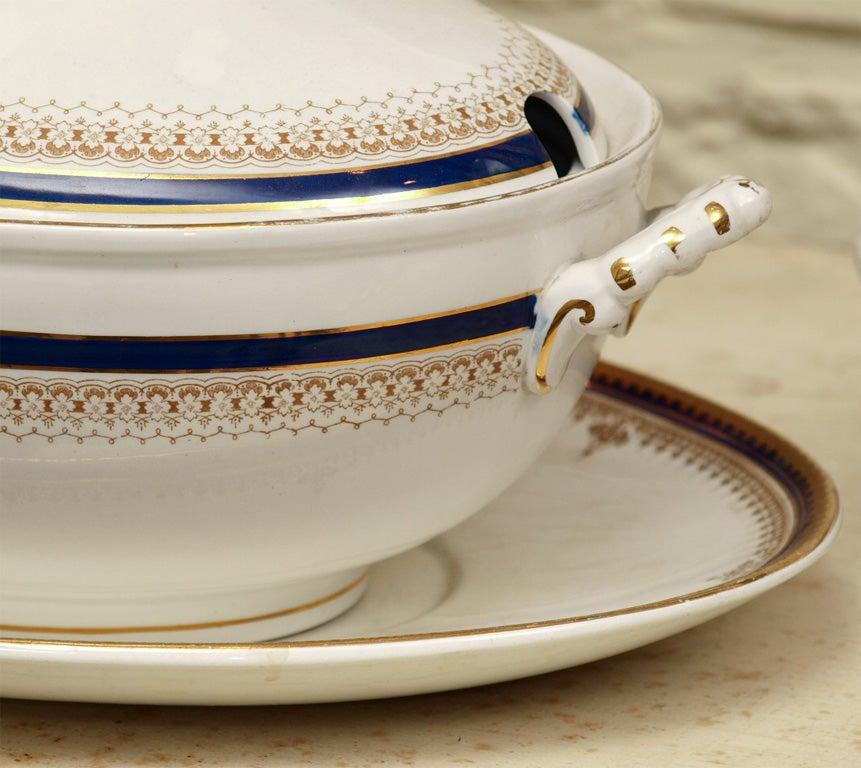 Porcelain China Dinner Set For Sale
