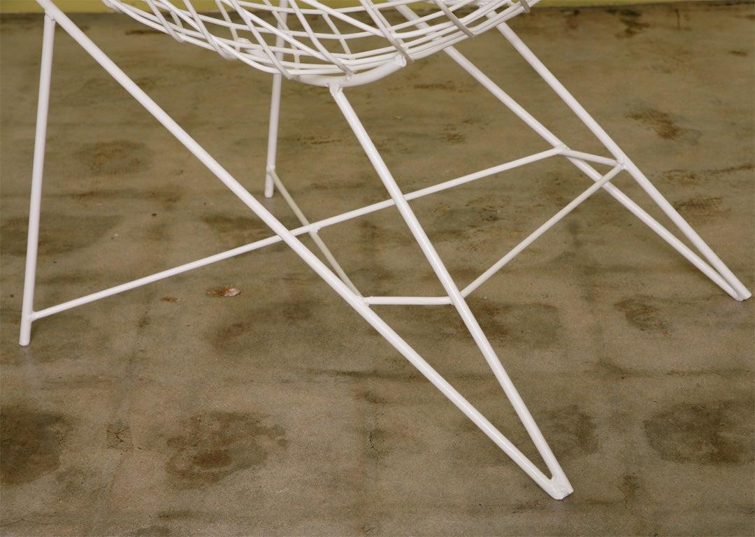 Foam Fab 50s Wire  Lounge Chairs
