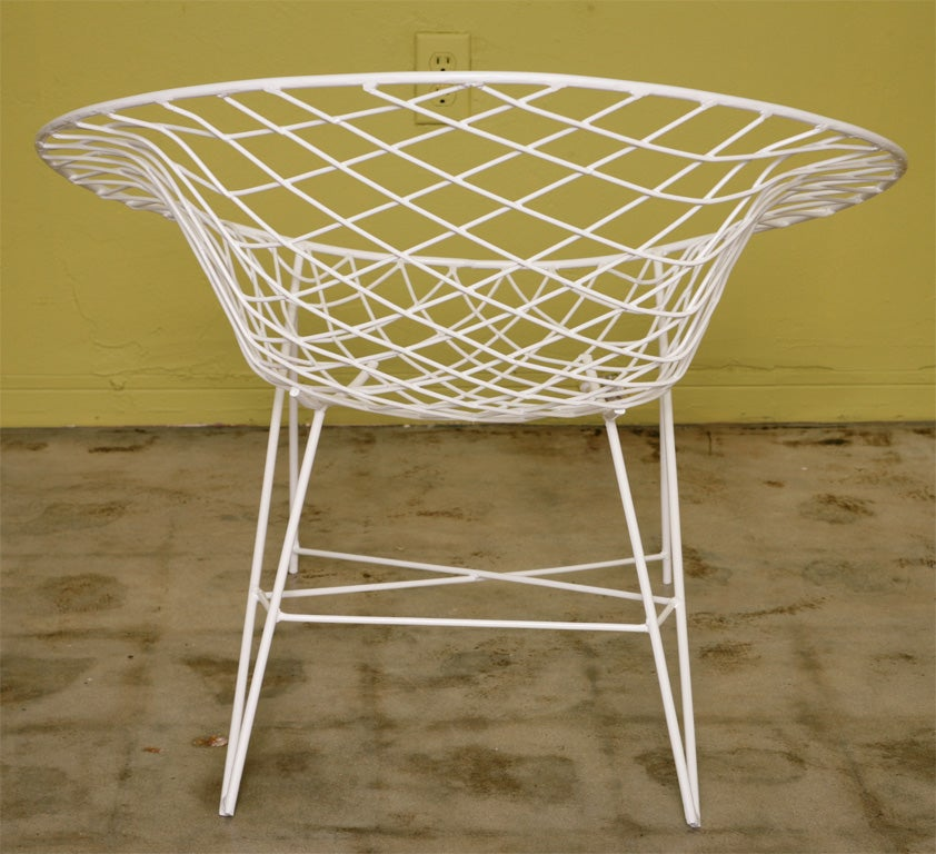 Fab 50s Wire  Lounge Chairs 3